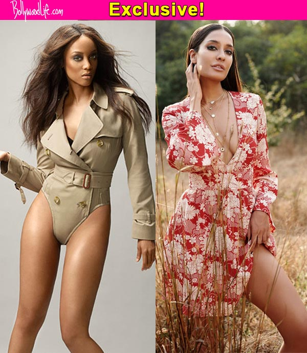 Will Lisa Haydon be as brutal a judge as Tyra Banks on India's Next Top  Model