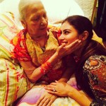 Mouni Roy remembers Sudha Shivpuri aka Baa