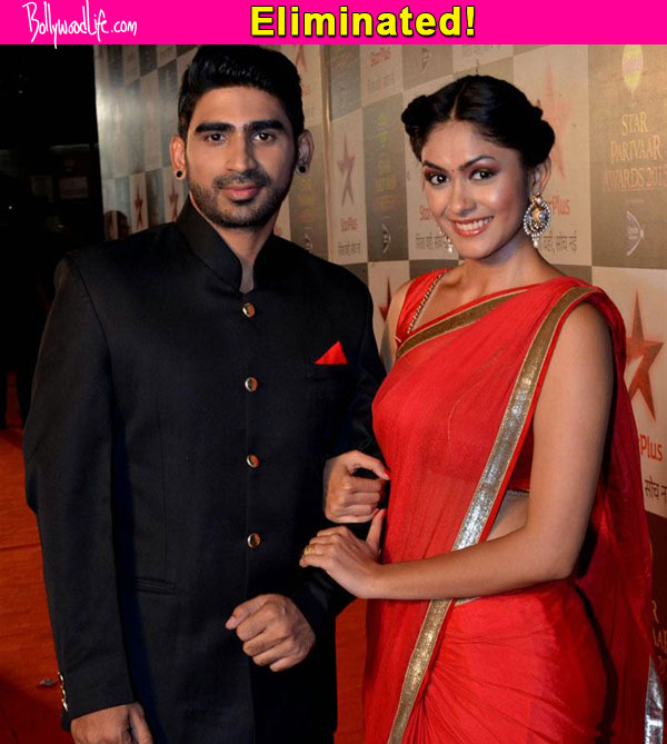 Nach Baliye 7: Mrunal Thakur and Sharad Tripathi to be eliminated