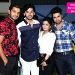 Tina Dutta, Shashank Vyas, Mrunal Jain launch a new rest-o-bar – view pics!
