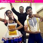 Nach Baliye 7: Shakti Arora and Neha Saxena turn puppets – View pics!
