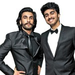 Feel fortunate that Ranveer and I get along well, says Arjun Kapoor