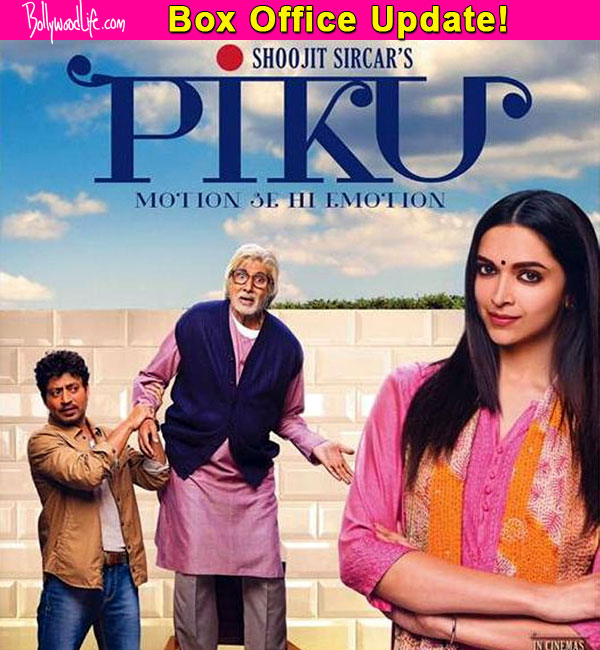 Piku box office collection: Amitabh Bachchan- Deepika Padukone starrer mints Rs 14.02 crores in 2 days