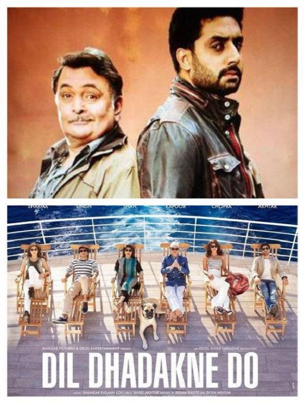 Abhishek Bachchan-Rishi Kapoor's All Is Well trailer to come with Priyanka Chopra-Ranveer Singh-Anushka Sharma's Dil Dhadakne Do?