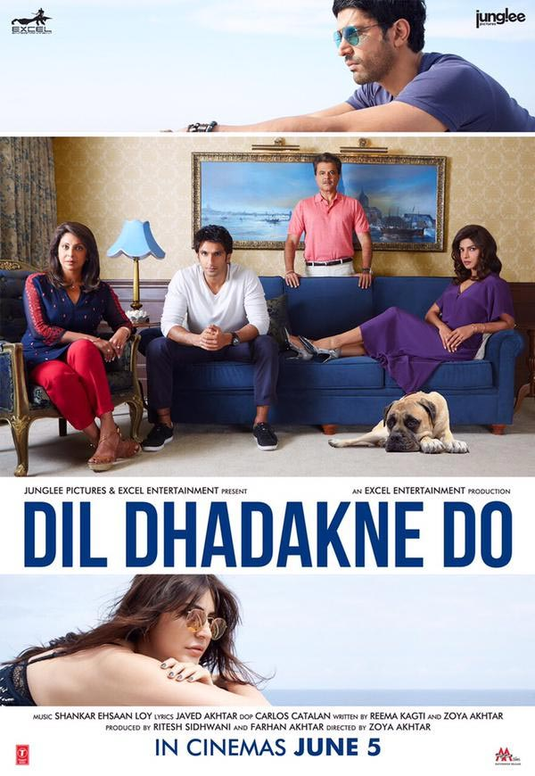 Why are Ranveer Singh, Priyanka Chorpa, Farhan Akhtar going to Chandigarh right before Dil Dhadakne Do release?