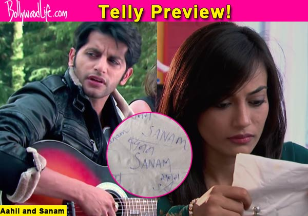 Qubool Hai: Will Aahil and Sanam finally come face to face? Watch video