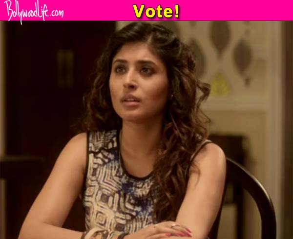 Reporters: Do you think Ananya was right in protecting Mahi from the media? Vote!