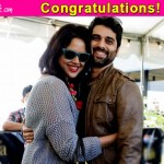 Sameera Reddy blessed with a baby boy!