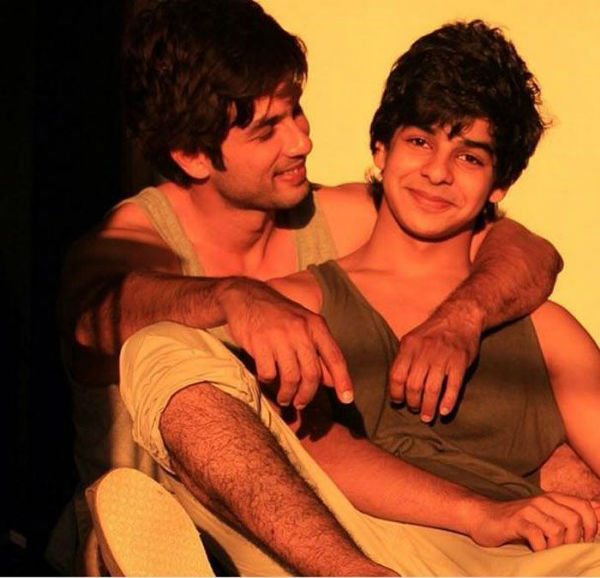 Shahid Kapoor's younger brother Ishaan to debut in Udta Punjab!