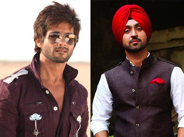Shahid Kapoor Needs To Be Scared Of Diljit Dosanjh Find Out Why