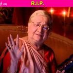 Kyunki Saas Bhi Kabhi Bahu Thi's Baa aka Sudha Shivpuri passes away