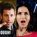 Did Sunny Leone compare Ram Kapoor with Adam Sandler?