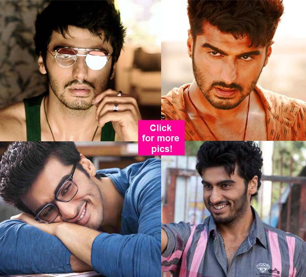 3 years of Arjun Kapoor in Bollywood, the actor's journey from Ishaqzaade to Tevar in pics!