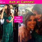 From blowing kisses to clicking selfies with Eva Longoria, Aishwarya Rai Bachchan sends fans in a tizzy with her red carpet appearance at Cannes 2015!