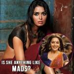 Mahesh Babu and Ajith's item girl, Meenakshi Dixit replaces Madhuri Dixit in P Se PM Tak!