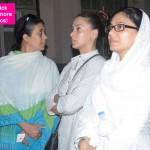 Sudha Shivpuri aka Baa's funeral: Sumeet Sachdev, Shilpa Sakhlani make an appearance – view pics!
