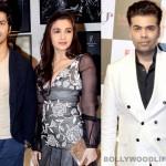 Varun Dhawan and Alia Bhatt to throw a birthday bash for Karan Johar!