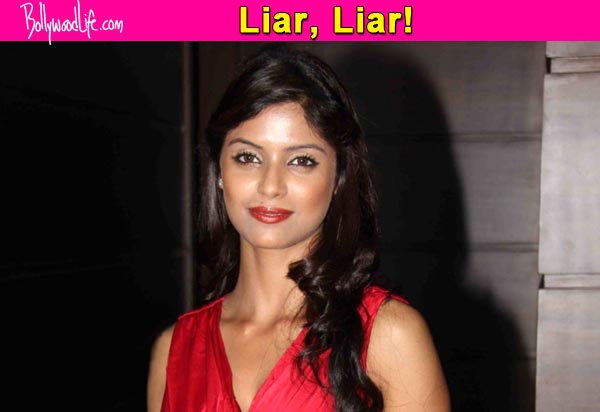 Sayantani Ghosh's claim about her role in Sasural Simar Ka is a BIG FAT lie!