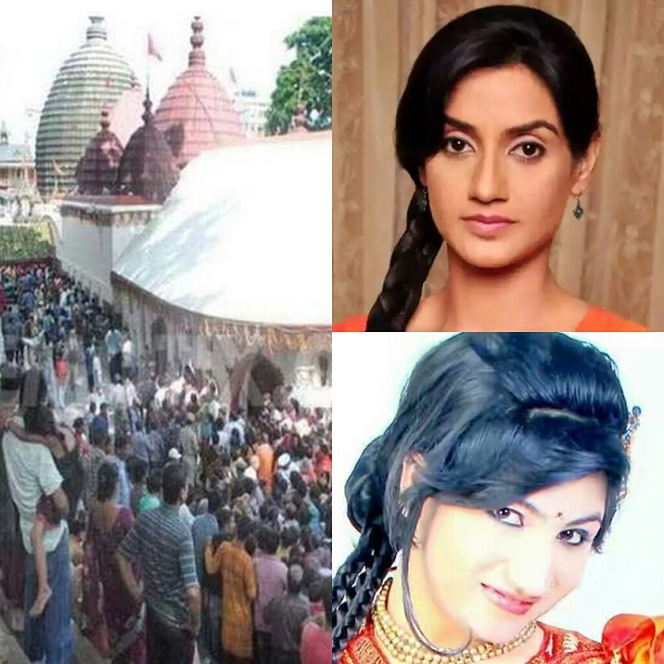 B-Town divas Rati Pandey and Mahika Sharma share their thoughts after visiting the Ambubachi Mela in Assam!