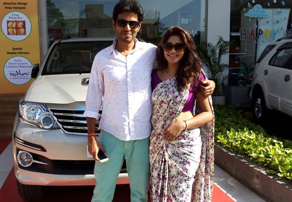 Qubool Hai's Amrapali Gupta: I gifted Yash the car for his safety