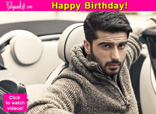 Arjun Kapoor birthday special: 6 rocking songs of the actor!