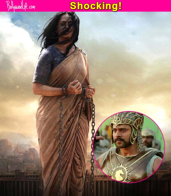 Prabhas And Anushka In Bahubali Shocking: In SS Rajamo...
