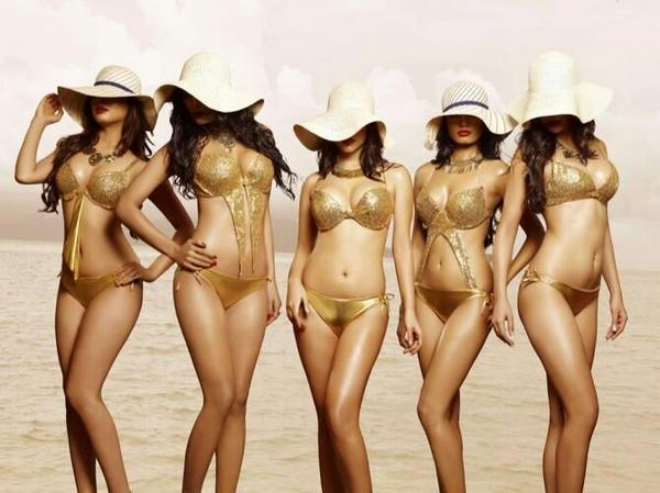 Ladies calendar nude
