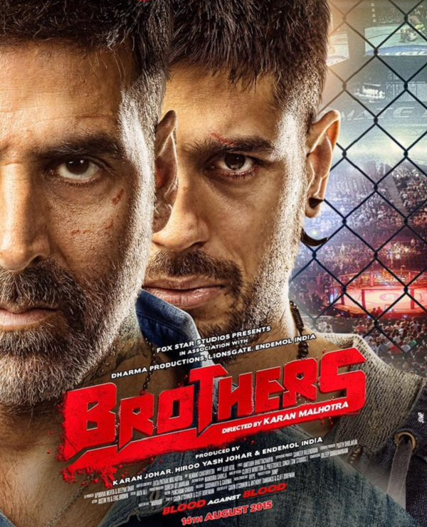 Sidharth Malhotra: I am really excited and anxious to show people the trailer of Brothers