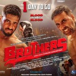 Akshay Kumar: Brothers is way better than Warrior!