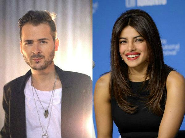 Edward Maya and Priyanka Chopra to collaborate?