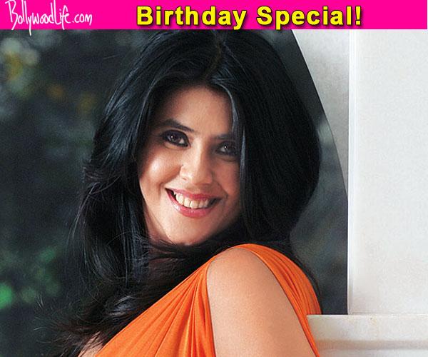 Ekta Kapoor birthday special: 5 unknown facts about the TV Czarina!