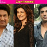 Shekhar Suman to join Sushmita Sen and Sonu Sood at the judges panel for Comedy Superstars!