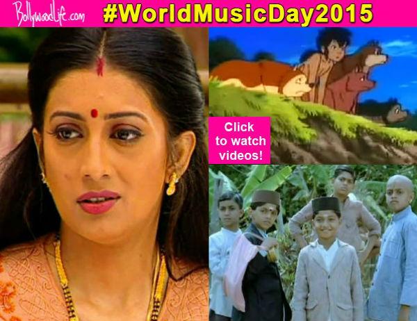 World Music Day 2015: Kyunki Saas Bhi Kabhi Bahu Thi, The Jungle Book, Malgudi Days: Top 5 title tracks of TV shows!