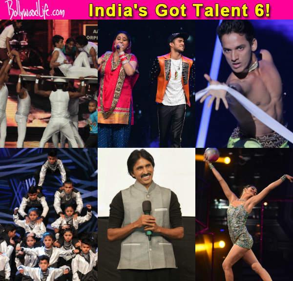 India's Got Talent 6: Yogeshwari Mistry, Beat Breakers, Manik Paul, Harmanpreet Kaur and Parry G – Meet the six finalists