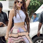 For Bangistan and Brothers trailers, Jacqueline Fernandez cancelled her family vacation!