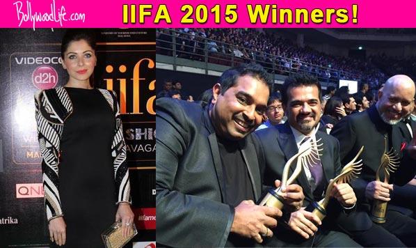 IIFA 2015: Alia Bhatt's 2 States, Shraddha Kapoor's Ek Villain and Sunny Leone's Baby Doll sweep away the musical awards!