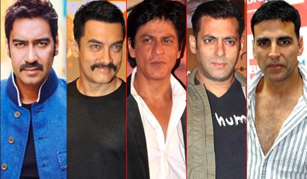 Aamir Khan: Shah Rukh Khan, Salman Khan, Akshay Kumar and ...