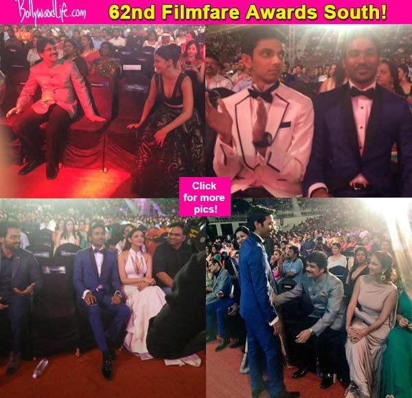62nd Filmfare Awards South 2015 Show - Imagez co
