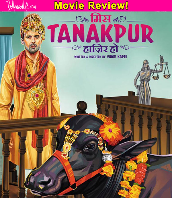 Miss Tanakpur Haazir Ho movie review: Sanjay Mishra, Annu Kapoor, Om Puri, Ravi Kissan starrer is a perfect satirical mirror of the society!
