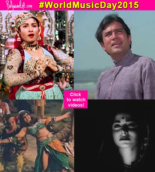 World Music Day 2015: Top 10 evergreen numbers of Bollywood that rule even today!