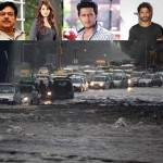 Mumbai Rains: Farhan Akhtar, Riteish Deshmukh, Bipasha Basu, Shatrughan Sinha share concerns over common man's well-being!