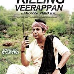 Ram Gopal Varma busy with the shooting of Shivarajkumar's Killing Veerappan