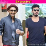 Ranveer Singh and Arjun Kapoor collaborating for yet another project?