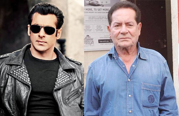 Salim Khan will NOT write a film for Salman Khan – find out why!