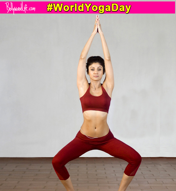 Shilpa Shetty S Yoga Is A Must Watch On World Day