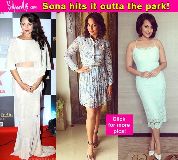 7 times we got MAJOR fashion inspiration from Sonakshi Sinha!