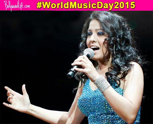 World Music Day 2015: Sunidhi Chauhan's 3 evergreen hit songs – watch videos!