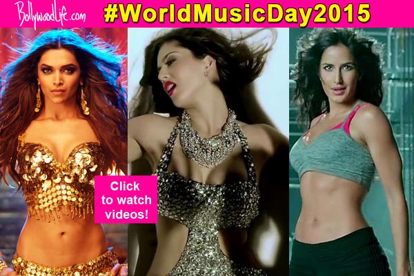 Deepika Padukone's Lovely, Katrina Kaif's Kamli, Sunny Leone's Baby Doll: 10 item numbers that'll set you grooving – watch videos!