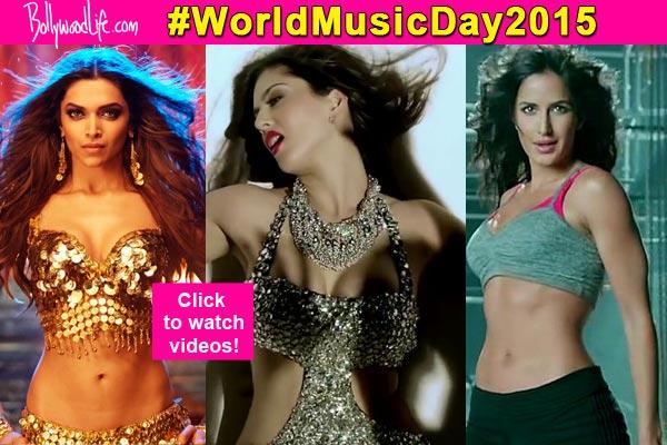 Deepika Padukone's Lovely, Katrina Kaif's Kamli, Sunny Leone's Baby Doll: 10 item numbers that'll set you grooving – watch videos!