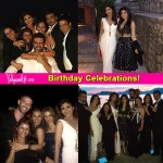 What did Shilpa Shetty get as a surprise on her birthday? View pics!
